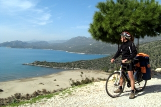 Bike-Tour in die Türkei
