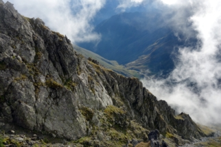 Romania: Trekking to the Moldoveanu Peak