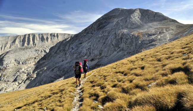 Trekking in Bulgaria