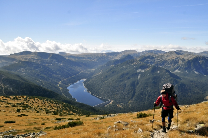 Bulgaria: Trekking through the mountain range Rila
