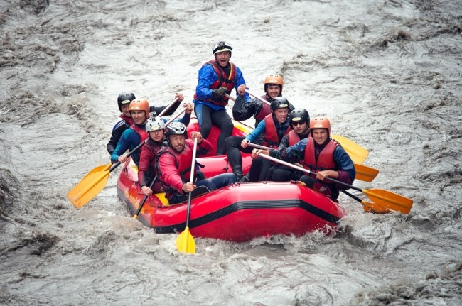 Rafting in Georgia
