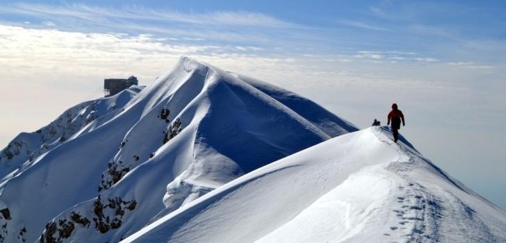 Besteigung des Tahtali-Bergs