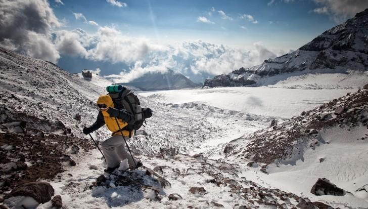 Gruzja: Trekking i Kazbek