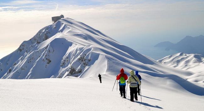Climbing Tahtalı